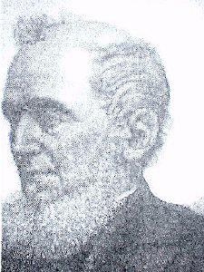 Rev. Alexander Dallas 1791-1869