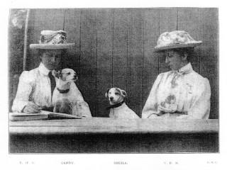 Edith Somerville and Violet Martin. 'Irish Memories 1917'