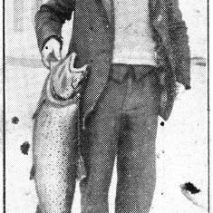 Mr. Lee the Oughterard fisherman