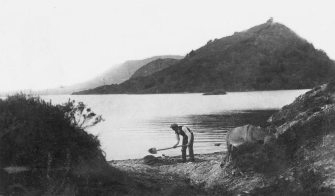 Hill of Doon, Glann