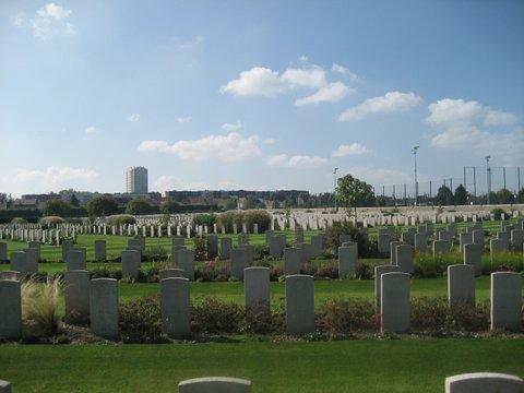 St. Sever Cemetery, Rouen, France