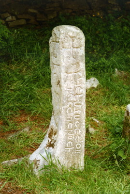 The Stone of Lugnaedon, Inchagoill