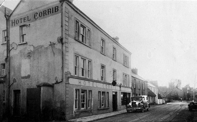 The Corrib Hotel C.1930