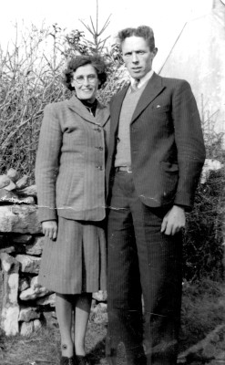John and Agnes Gill 1947