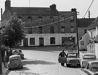 The Lake Hotel c.1960 | Oughterard Heritage