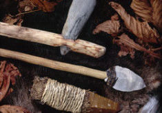 Mesolithic Finds in Oughterard