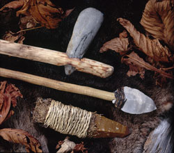 MESOLITHIC TOOLS