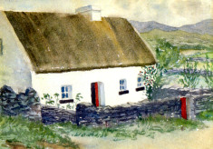 Nuala's Thatch Cottage