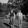 P. Joe and Jackie O'Malley C.1952
