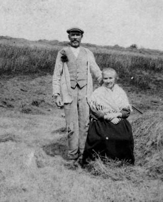 Peter and Kate Melia, Derrylaura