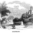 Oughterard  engraving C.1853