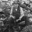Pat Geoghegan, grandfather of Jackie Geoghegan, Glengowla la
