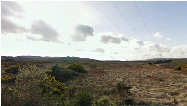 Modern day view over Rushveala bog.