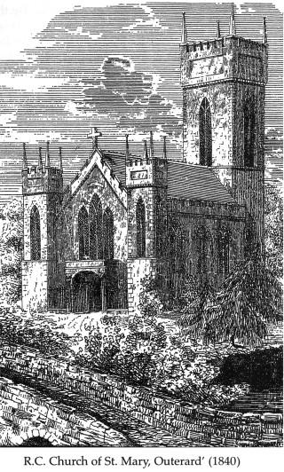 Oughterard Catholic Church