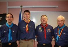15th Galway Oughterard Scouts
