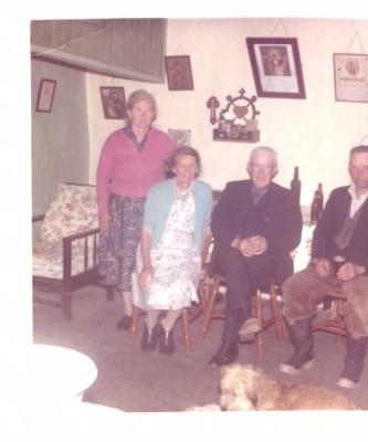 Lee & Fahy families