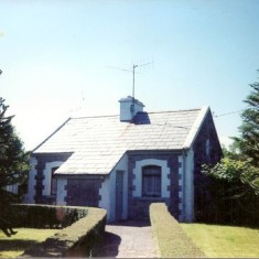 Railway Gatekeepers Cottage, Oughterard