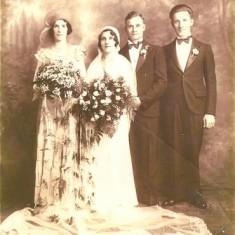 Centre Johanna Walsh. B 1908 Tipperary. D. 2012 Illinois. Thomas Francis Stewart . B 1901 Oughterard D. 1963 N.Y. Michael Joseph Stewart. B 1905 Oughterard. D.1947 N.Y.