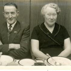 James {Jim} Charles Stewart. B. 1912. D. 1981. Brigit Helen Maloney. B. 1912 Rosmuc. D. 1994