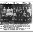 School Photograph, Convent of Mercy 1924