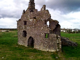 Tirellan aka Terryland Castle
