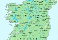 Conmhaícne Mara & Delbhna Tír Dhá Locha
