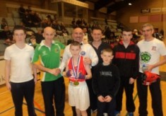 Oughterard Boxers take Gold home from Denmark