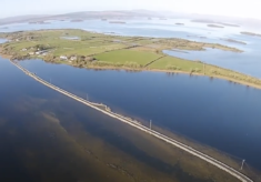 Lough Corrib's largest Island?