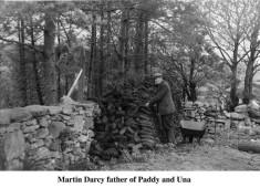 Martin Darcy of maghera