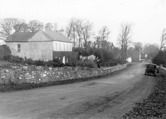 Clareville House on the Clifden Road
