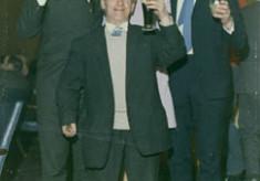 Sean T. Kelly. Peggy King, Eamon King and Mikie O'Reilly, Glann, Oughterard