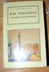 The Irish Sketchbook. William Thackeray 1843