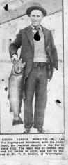 Mr. Lee, The Oughterard Fisherman