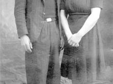 Jim and Mary Curran 1942
