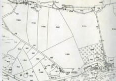 Map 1898. Detail, Clare, Oughterard