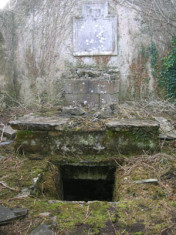 Tomb in Killanin Graveyard