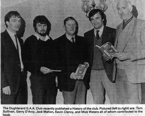 G.A.A. Oughterard Club History publication