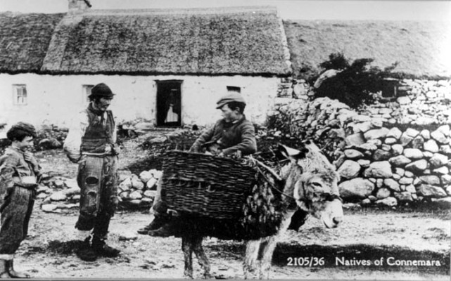 Connemara Family