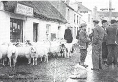 Market Day, Oughterard