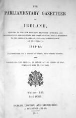 Parliamentary Gazetteer 1844-1845