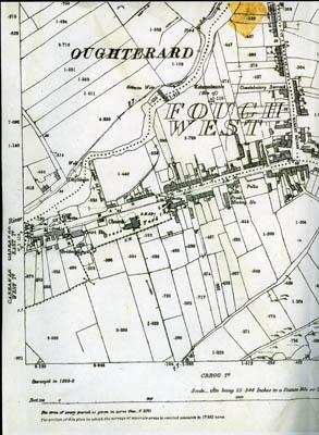 Map 1898. Detail, Fough West