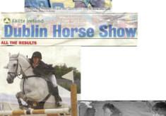 Connacht Tribune press cuttings