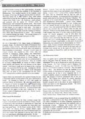 Newsletter. Portacarron Evictions 1864