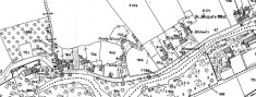 Map 1898. Detail, Clareville, Sandymount