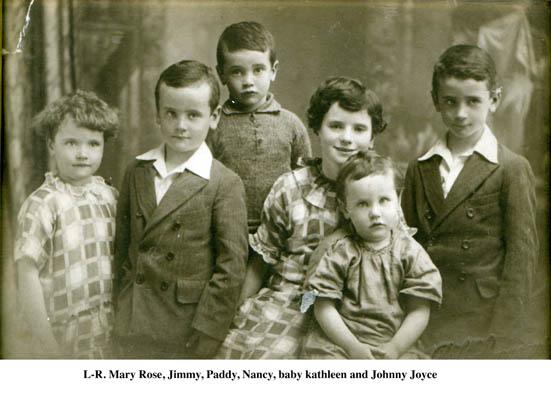 The Joyce Family