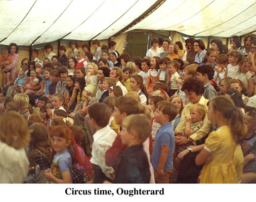 Circus in Oughterard