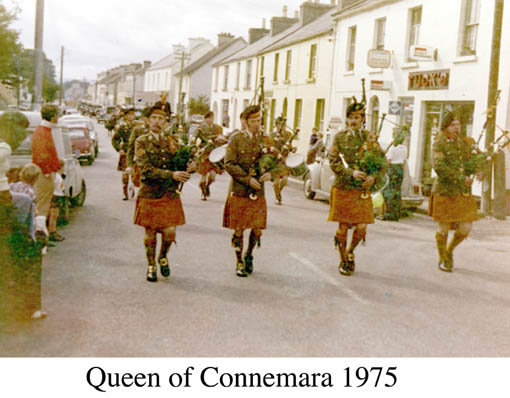 Queen of Connemara Parade