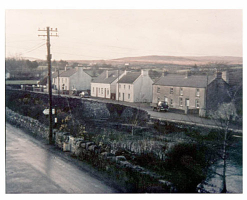 View From Bridge Street, Oughterard
