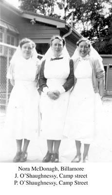 Nora McDonagh, Billamore,  J.O