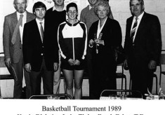basketball Tournament 1989